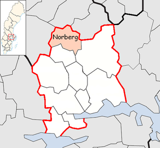 Norberg Municipality Municipality in Västmanland County, Sweden