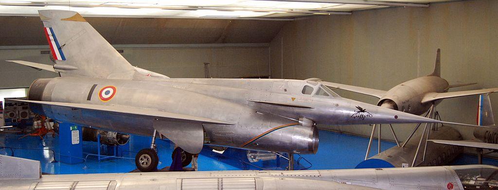 File:Nord 1500 Griffon II, Musee de l'Air et de l'Espace ...