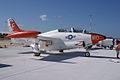North American T-2C Buckeye BuNo 156702 RSideFront TICO 16March2014 (14642642146).jpg