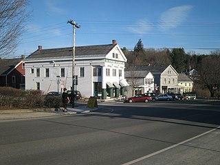 North Bennington, Vermont Village in Vermont, United States