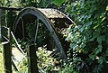 North Hill, waterwheel at Stonaford - geograph.org.uk - 90483.jpg