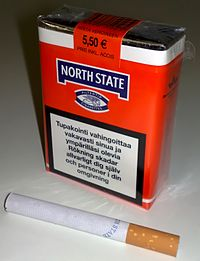 Tupakka Filtteri