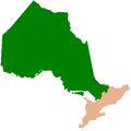 Northern Ontario Map Green.png