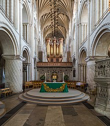 Norwich Cathedral - Wi...