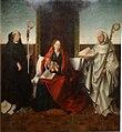 Nossa Senhora com o Menino, São Bento e São Bernardo Francisco Henriques atribuido (cropped).jpg