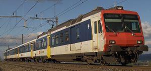 SBB-CFF-FFS RBDe 560 - RBDe 560
