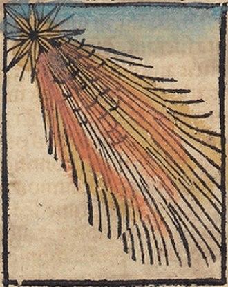 Regiomontanus - Comet of 1472