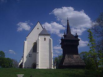 Nyírbátor - Image: Nyírbátor hungary minorite reformed church