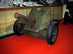 76 мм полковая пушка образца 1939 года - фото 9
