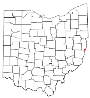 Tiltonsville, Ohio