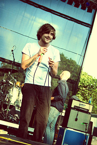 Anthony Green (musician) - Green in 2008.