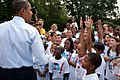 Obama with Let's Move! kids.jpg