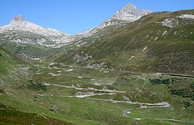 Image illustrative de l'article Col de l'Oberalp