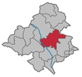 Oberschlesien, Groß Strehlitz Locator map.png