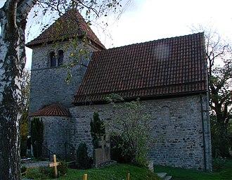 Oberstenfeld - Image: Oberstenfeld Peterskirche