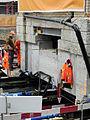 Oerlikon - 'Gleis 9' während der Gebäudeverschiebung 2012-05-23 15-50-29 (P7000).JPG