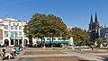 Offenbachplatz, Opernbrunnen und Kölner Dom-3105.jpg