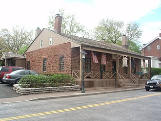 Tappan, New York - Old 76 House Restaurant in Tappan, NY