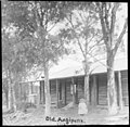 Old Angipena (Angepena Homestead), South Australia - lantern slide used by Rev. F.H. Paterson, north South Australia - (John Flynn?) (19932943111).jpg