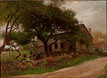 Old Farm House in the Catskills-Arthur Parton.jpg