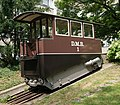 Old Marzilibahn DMB1 wagon exterior.jpg