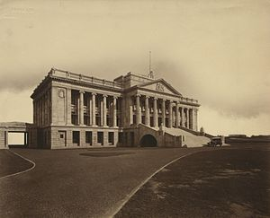 1st State Council of Ceylon - Image: Old Parliament Building Colombo