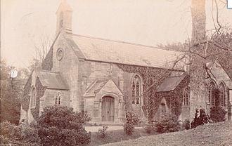 Chedington - Image: Old St James