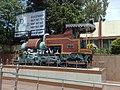 Old steam Loco outside Dehradun railway station.jpg