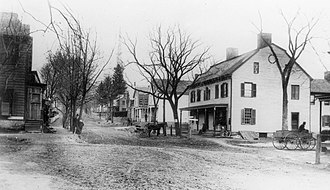 Oldwick, New Jersey - Image: Oldwick, New Jersey (1900)