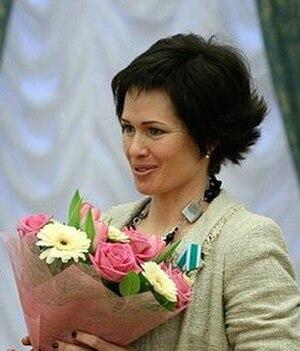 Olga Medvedtseva - Image: Olga Medvedtseva