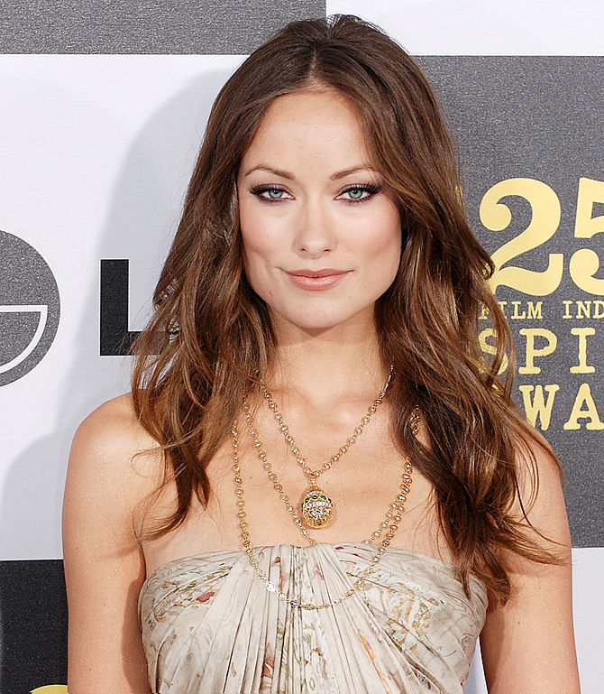 Olivia Wilde in 2010 Independent Spirit Awards