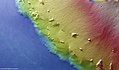 Olympus Mons SE flank topography ESA294216.jpg