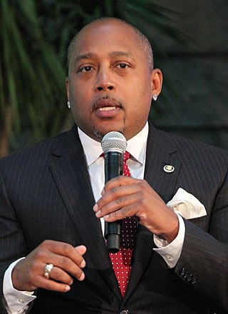 Daymond John American businessman, investor, and television personality
