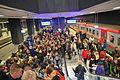 Opening new Łódź Fabryczna Station, December 11, 2016 08.jpg