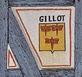 Oppenheim Hugenottenhof Wappen Gillot.jpg