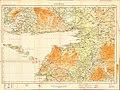 Ordnance Survey Ireland Half-inch Sheet 14 Galway, Published 1957.jpg
