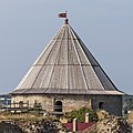 Oreshek Fortress King's Tower.jpg