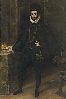 Orlando Flacco Italian painter (1527-1593)