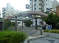 Osaka Metro Kyobashi Station Entrance 7 on 14th August 2018.jpg