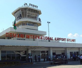 M. A. G. Osmani - The airport in Osmani's hometown, Sylhet, has been named in his honour.