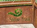 Ossiach Alt-Ossiach Bleistätter Moor Slow Trail-Schild 23052019 6979.jpg