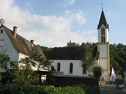 Osterspai Kirche