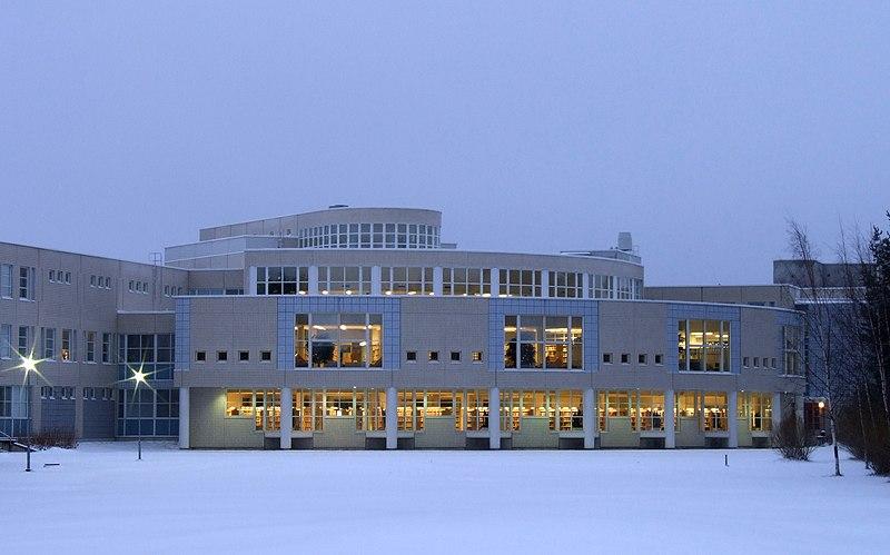 File:Oulu University Library 20091206.JPG - Wikimedia Commons
