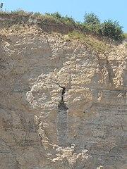 Outcrop w cave.JPG