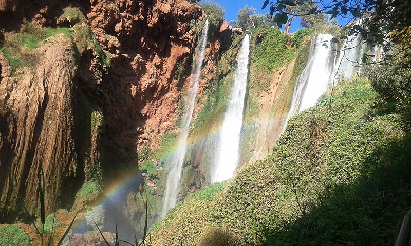 File:Ouzoud waterfal Azilal-Morocco.jpg
