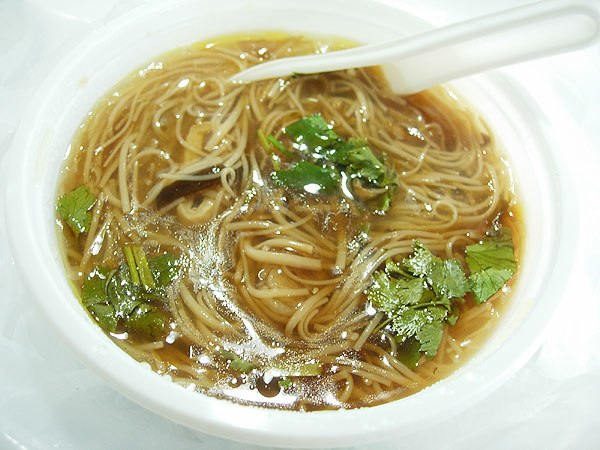 Oyster-Vermicelli