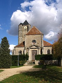 Ozouer-le-Voulgis - Church - 1.JPG