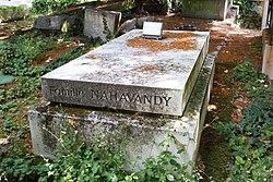 Tomb of Nahavandy