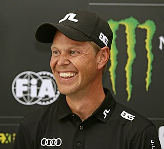 Per-Gunnar Andersson (rally driver) Swedish rally driver (born 1980)