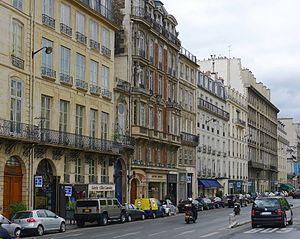 Quai Voltaire - Quai Voltaire in 2011
